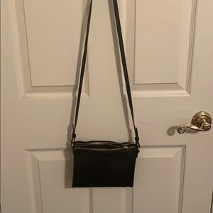 Handbags - Black old navy crossbody